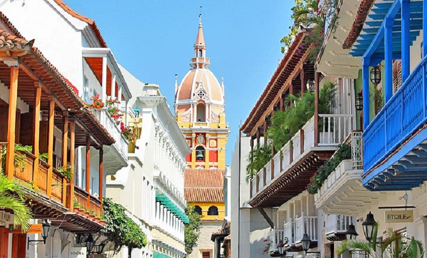see in Cartagena