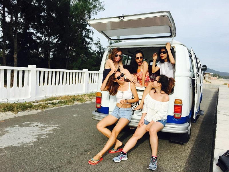 Tips for traveling by van,