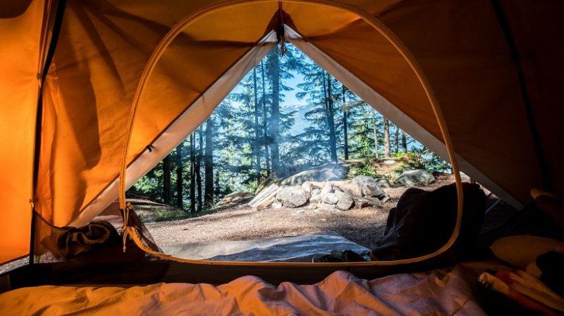 10 original campsites in Quebec